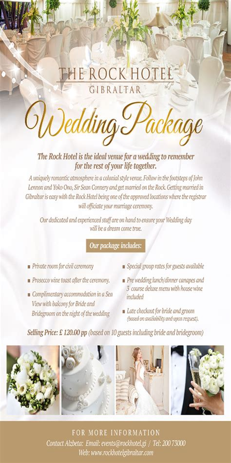 Wedding Packages pin weddings packages on