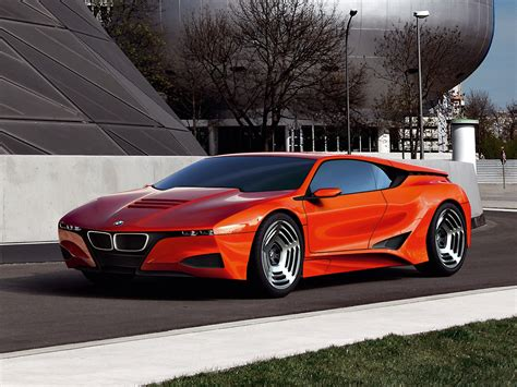future cars bmw bmw m1 hommage concept wallpapers car wallpapers hd