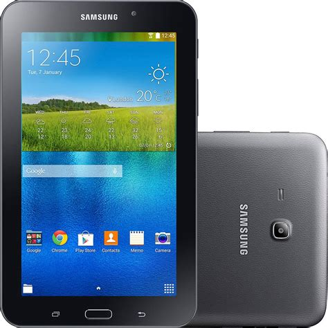 Second Samsung Tab 2 Wifi Only tablet samsung galaxy tab t113 8gb wi fi americanas