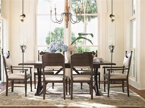 paula deen dining room set paula deen extendable dining room table
