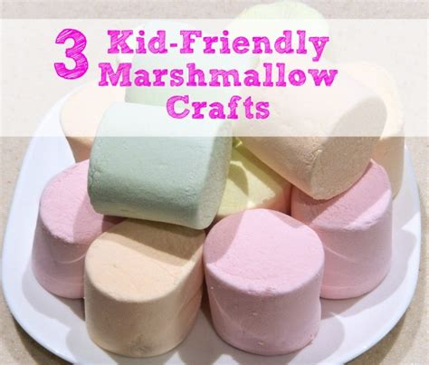 marshmallow crafts image gallery marshmallow crafts