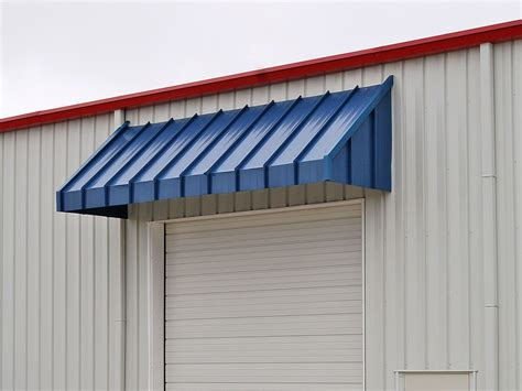 Awnings Metal by Aluminum Door Aluminum Door Awnings