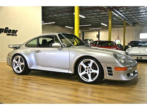 porsche ruf for sale 1998 porsche 911 turbo ruf conversion revisit german
