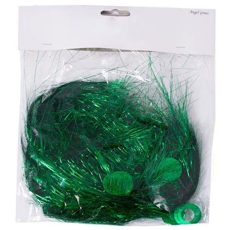 angel grass shred green ag  mardigrasoutletcom