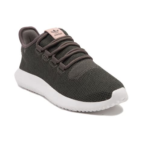 phomes shoes womens adidas tubular shadow athletic shoe olivepink