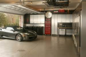 Custom Garage Cool Garage Ideas Make Your Garage