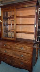 georgian bookcase on chest antiques atlas