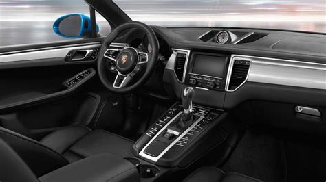 porsche macan 2016 interior 2016 porsche macan s infotainment and interior the news