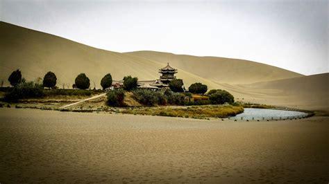 dunhuang  oasis   silk road unusual traveler