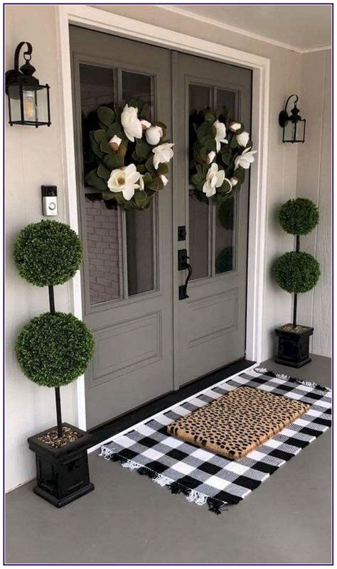 beautiful spring decorating ideas  front porch