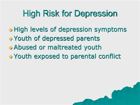 L For Depression by Ppt Postpartum Depression And Powerpoint
