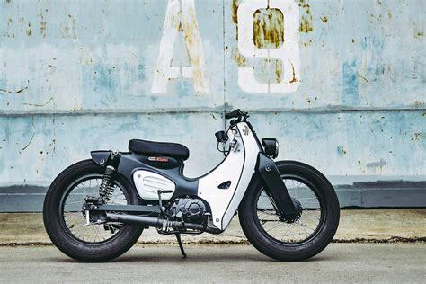 Honda C700 Cub honda cub retro bike 2018