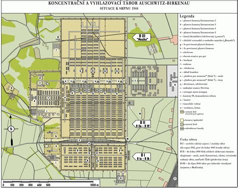 Auschwitz Records Auschwitz Map My