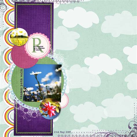 tutorial scrapbook digital tutorials pretty paper true stories and scrapbooking