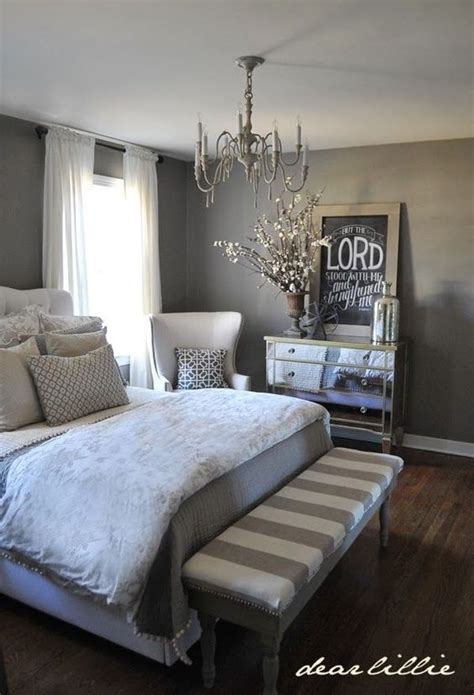 40 Gray Bedroom Ideas Decoholic Gray And White Bedroom Ideas