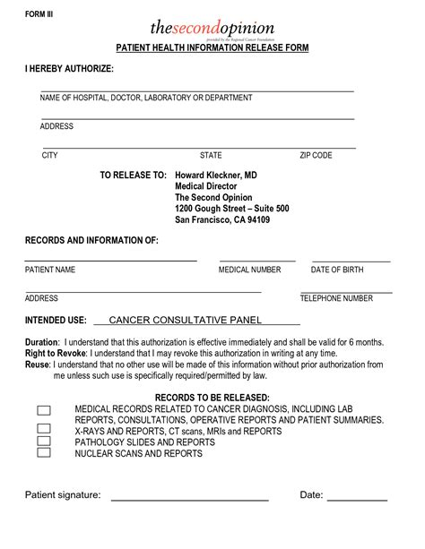 patient release form template free doctor note for patient doctors release form to