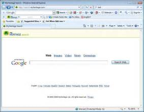 Browser for internet home pages http www tamurajones net
