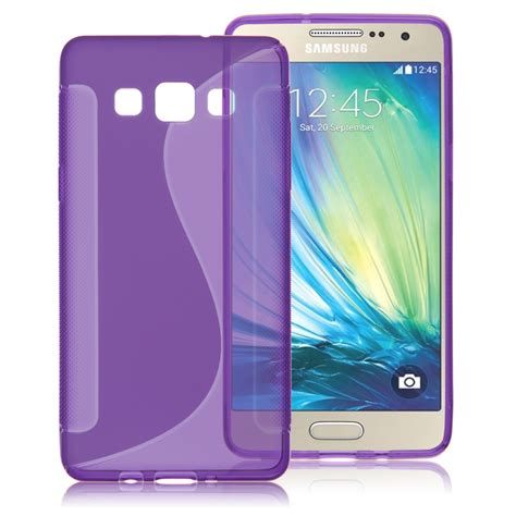 Cover Casing Hp Samsung Galaxy A3 A5 A7 2016 Apple Logo In Pink Gl soft tpu silicon back cover skin shell for samsung galaxy a3 a5 a7 s line ebay
