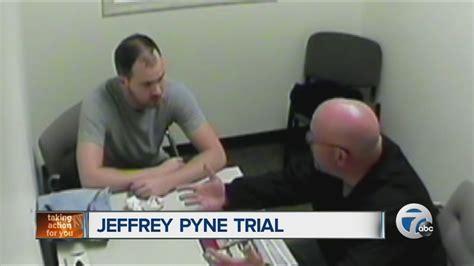 jeffrey pyne murder trial accused jeffrey pyne murder trial accused of killing his