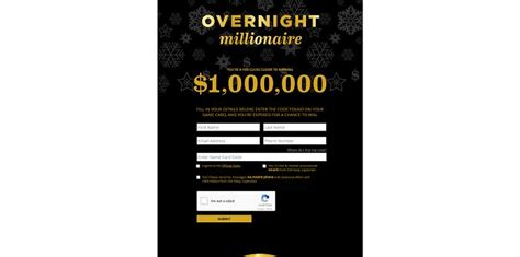 Million Dollar Giveaway Old Navy - old navy overnight millionaire sweepstakes find out how to win 1 000 000