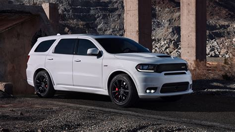 2018 Dodge Durango SRT is your 12 second family crossover