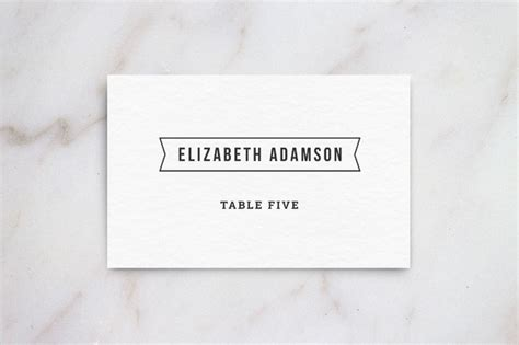 place card design template wedding table place card template card templates on
