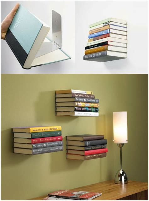 floating book shelf nerd interiors pinterest