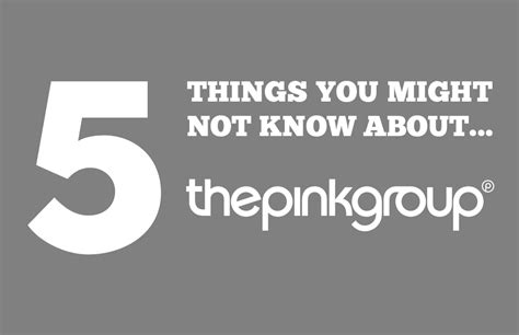 5 things you may not know about alexis sanchez daily five things you might not know about pink the pink group