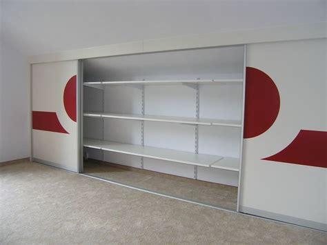 Wandschrank In Dachschräge Selber Bauen by Die Besten 17 Ideen Zu Regal Dachschr 228 Ge Auf
