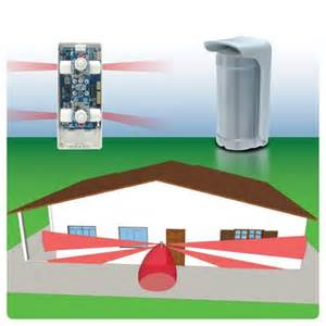 sensori antifurto esterno sensori da esterno certek