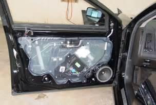 Cadillac Cts Subwoofer 2003 2007 Cadillac Cts Sedan Car Audio Profile