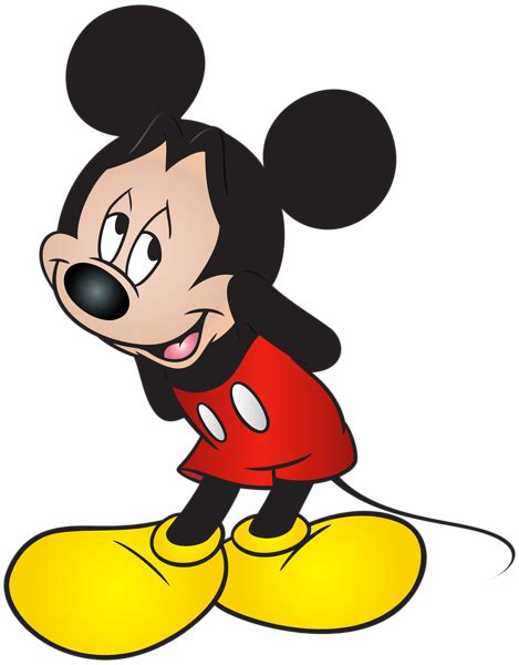 Autumn Home Decor Mickey Mouse Free Transparent Image Gallery Yopriceville