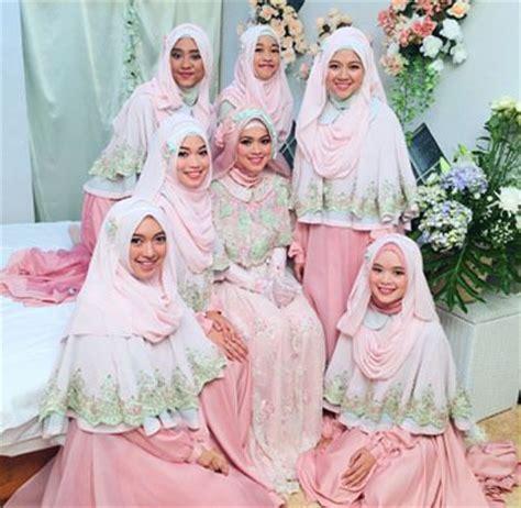 Bridal Dress Gaun Kebaya Wedding Pernikahan Prewed Foto wolipop foto inspirasi gaun pengantin syar i dari pernikahan putri aa lace muslimah