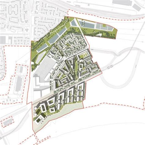 Armature Planer M 2900 Modern 2 masterplanning architect of the year maccreanor lavington competitions building design