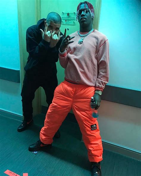 boat shoes lil yachty lil yachty hangs with drake and odell beckham jr wearing
