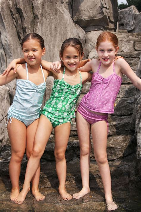 Children Bathing Suit Kids Swimsuit Girls   Foto Bugil