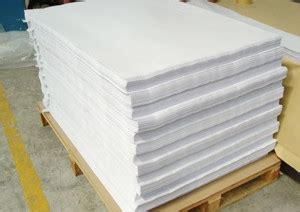 Paper From Wood Pulp -
