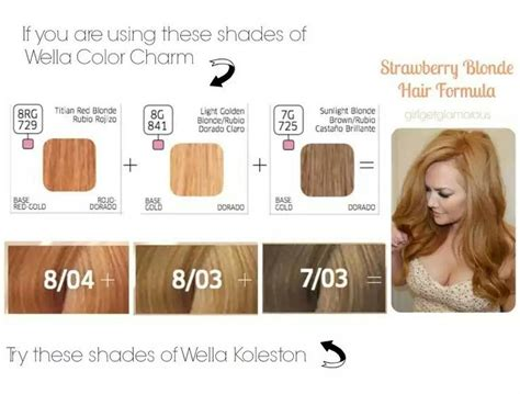 strawberry blonde hair color formula 84 best images about hair on pinterest hair color shades