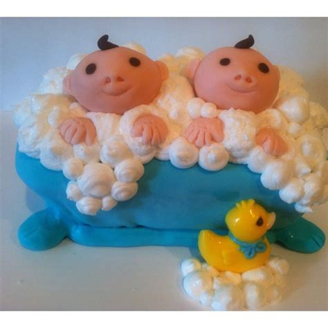 twin baby bathtub 1000 images about cakes for twins on pinterest