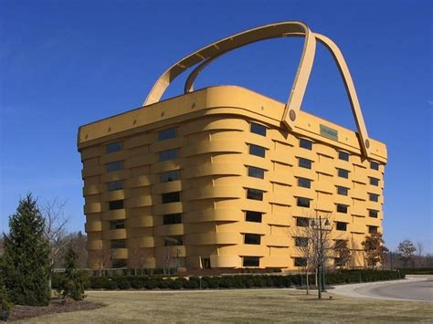 Longaberger Office For Sale | wordlesstech longaberger basket office building