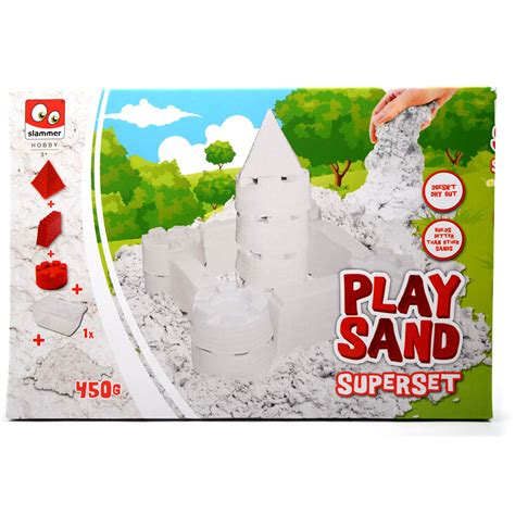 Playsand Shoppe slammer play sand set grad singa shop