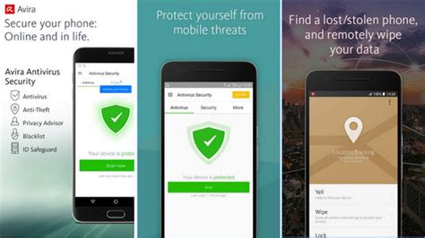 best free mobile antivirus for android free antivirus for android 2017