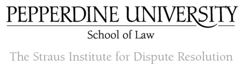 Pepperdine Mba Dispute Resolution by Professional Development Archives Southern California