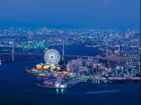 osaka port cruise port guide of japan