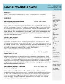 template resume doc cv templates doc http webdesign14