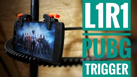 lr smartphone trigger pubg mobile fortnite mobile