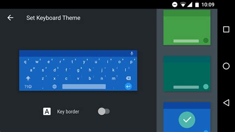 google keyboard themes download how to change keyboard theme on android the android soul