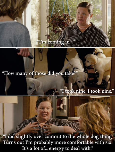 bridesmaids puppy dc critics about and dogs the experience