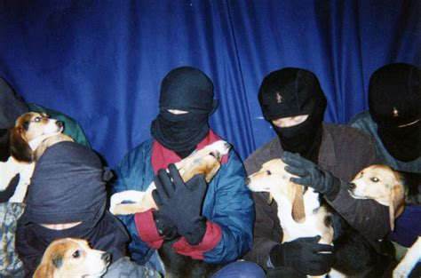 radical animal rights movement started  secretly feeding dogs  escalated quickly