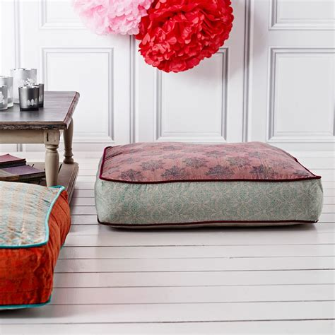 Floor Cushion by Large Square Floor Cushion Mad About The House